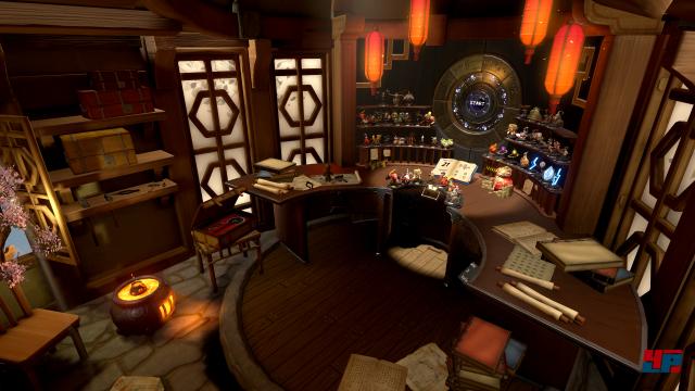 Screenshot - Blade & Soul: Table Arena (OculusRift)