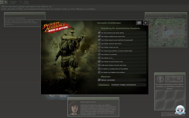 Screenshot - Jagged Alliance: Back in Action (PC)