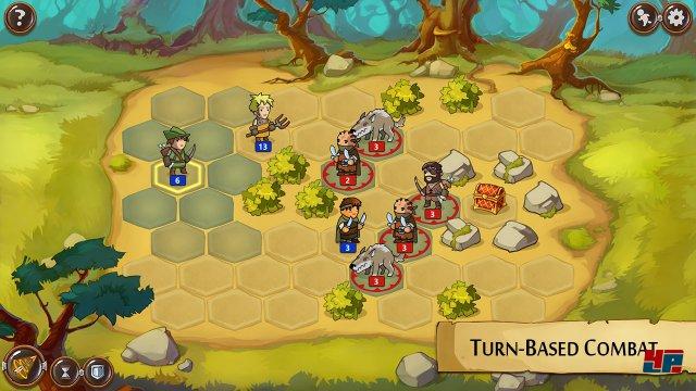 Screenshot - Braveland Trilogy (Switch)