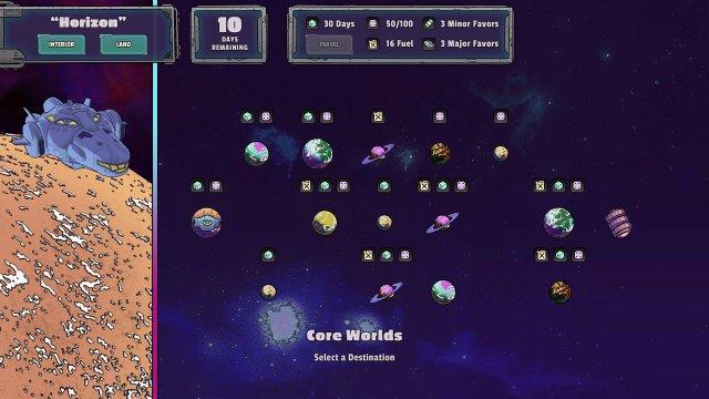 Screenshot - A Long Journey to an Uncertain End (PC) 92635894