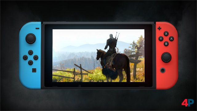 Screenshot - The Witcher 3: Wild Hunt (Switch) 92589941