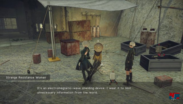 Screenshot - NieR: Automata (PS4) 92540370