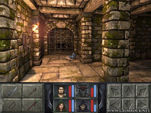 Screenshot - Legend of Grimrock (PC) 2310162