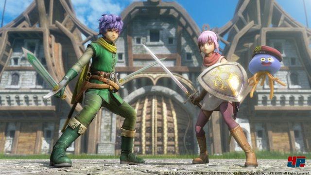 Screenshot - Dragon Quest Heroes 2 (PS4)