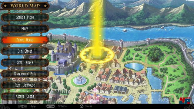 Screenshot - Demon Gaze 2 (PS4)