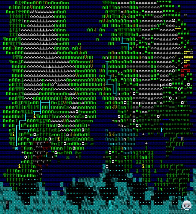 <b>Dwarf Fortress</b><br><br> In die Natur geht es im Spiel mit dem sperrigen Namen