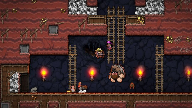 Screenshot - Spelunky 2 (PC, PlayStation4) 92624380