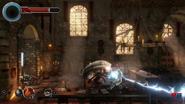 Screenshot - Castle of Heart (Switch) 92560148