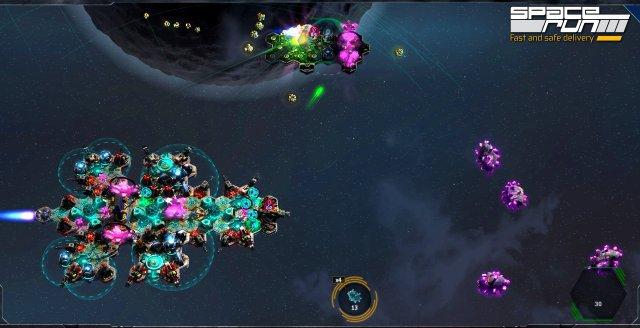 Screenshot - Space Run (PC)
