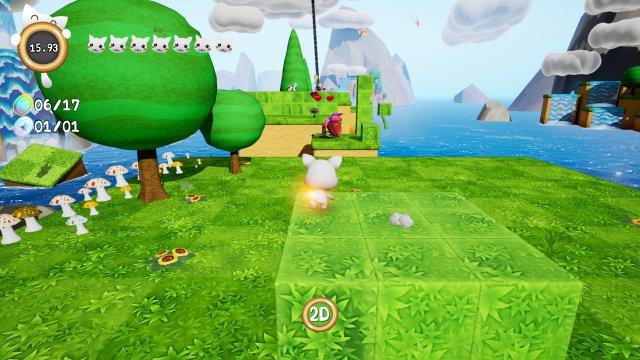 Screenshot - Neko Ghost, Jump! (PC, PS4, Switch, One) 92632839