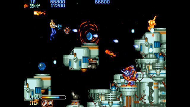 Screenshot - Capcom Arcade Stadium (Switch) 92635205