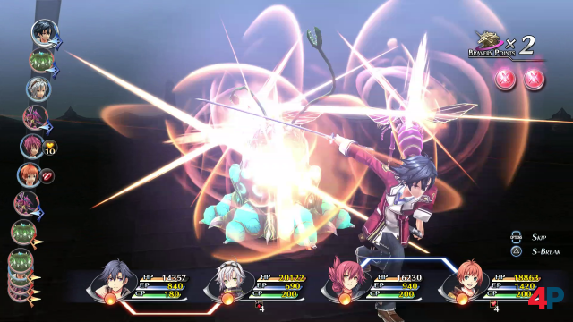 Screenshot - The Legend of Heroes: Trails of Cold Steel 2 (PS4) 92589267