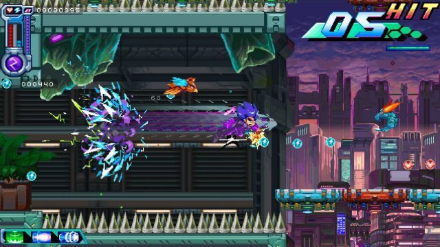 Screenshot - Berserk Boy (PC, PS4, PlayStation5, Switch, One, XboxSeriesX)
