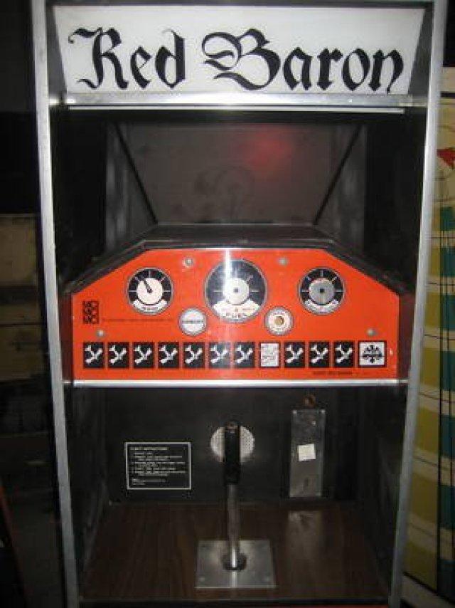 Der virtuelle Erste Weltkrieg begann an einem Automaten in der 70ern...