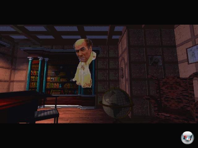 Auch Trilobytes The 7th Guest schlug in die Adventure-Ecke, allerdings mit zwei Besonderheiten: Erstens war das Spiel neben Lucas Arts' Rebel Assault eines der ersten, das die nagelneue Power von CD-Roms nutzte - massenhaft detailreiche Renderanimationen, Filmclips mit echten Schauspielern, CD-Sound von The Fat Man; all das und mehr machte The 7th Guest zu einem audiovisuellen Erlebnis, das man vorher so noch nie gesehen hat. Leider war das Spiel zweitens lediglich eine Ansammlung von teilweise ultrafiesen Knobelaufgaben, von denen einige so abstrus schwer waren (Stichwort: »SHY GYPSY SLYLY SPRYLY...«), dass manche Spieler eigene Programme schrieben, welche die Rätsel für sie lösen sollten. Nichtsdestotrotz: Erst The 7th Guest hat den heute so alltäglichen Filmsequenzen den Weg geebnet. 1922538