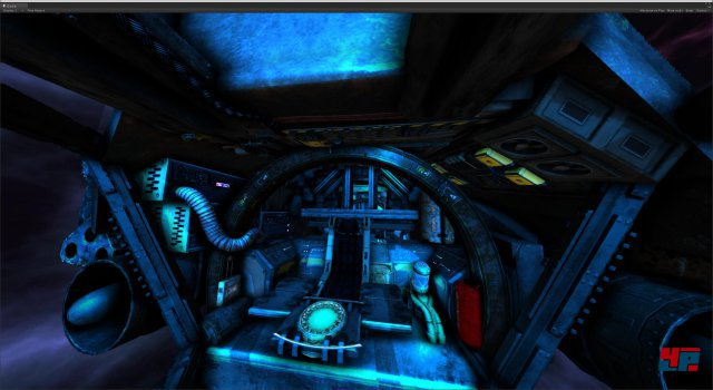 Screenshot - DarkfieldVR (PC)