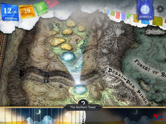 Screenshot - Sorcery! - Teil 3 (iPad) 92503556