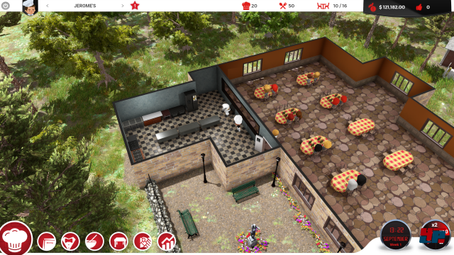 Screenshot - Chef - A Restaurant Tycoon Game (PC) 92570582
