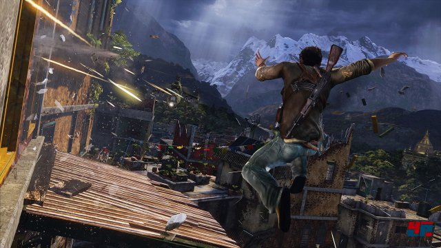 Screenshot - Uncharted 4: A Thief's End (PlayStation4) 92525273