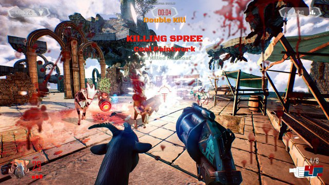 Screenshot - Goat of Duty (PC) 92587325