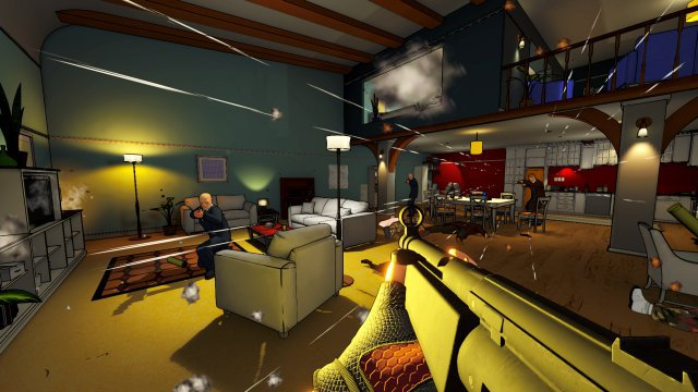 Screenshot - RICO London (PS4, PlayStation5, Switch)