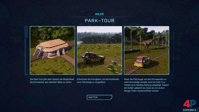 Screenshot - Jurassic World Evolution: Return to Jurassic Park (PC) 92603270
