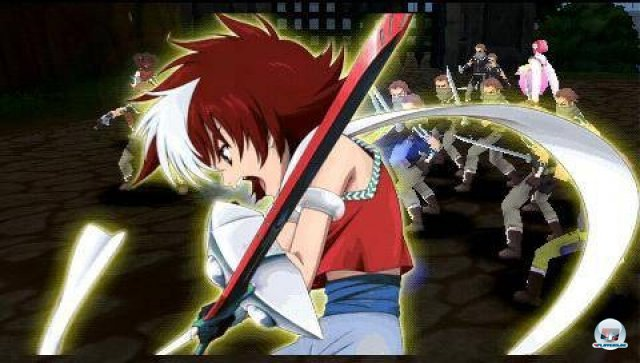 Screenshot - Tales of the Heroes: Twin Brave (PSP) 2315212