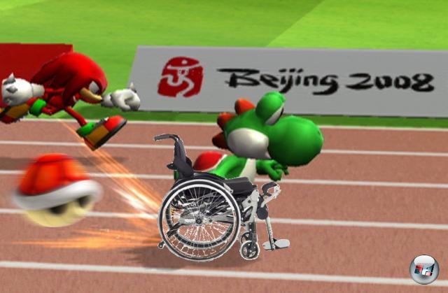 Rollstühle<br><br>Ideal für »Mario & Sonic bei den Paralympischen Spielen«. 1780008