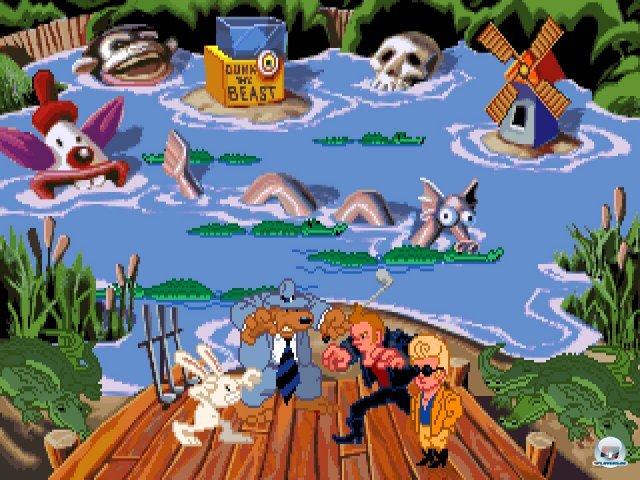 Screenshot - Sam & Max Hit the Road (PC) 92431702