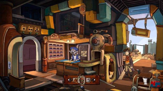 Screenshot - Deponia (PS4) 92535177
