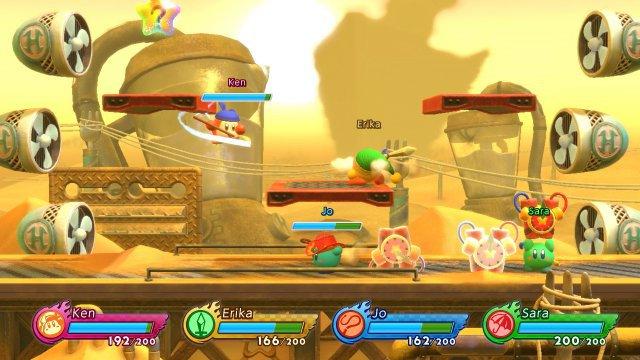 Screenshot - Kirby Fighters 2 (Switch)
