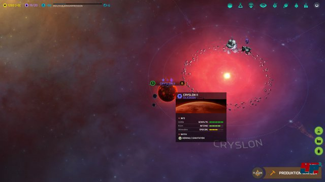 Screenshot - Master of Orion (PC) 92532207