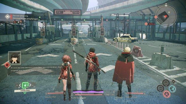 Screenshot - Scarlet Nexus (PlayStation5) 92645760