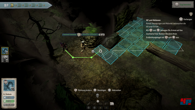 Screenshot - Achtung! Cthulhu Tactics (Switch) 92581530
