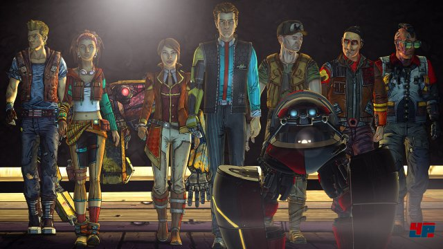 Screenshot - Tales from the Borderlands - Episode 4: Escape Plan Bravo (360)