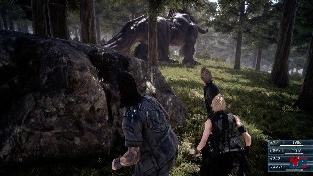 Screenshot - Final Fantasy 15 (PlayStation4) 92498484