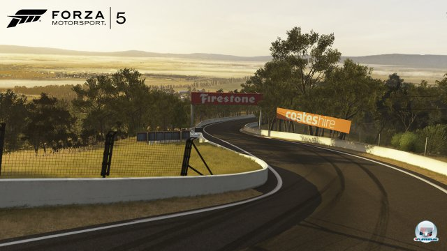 Bathurst zählt zu den neuen Schauplätzen im Streckenkontingent von Forza.