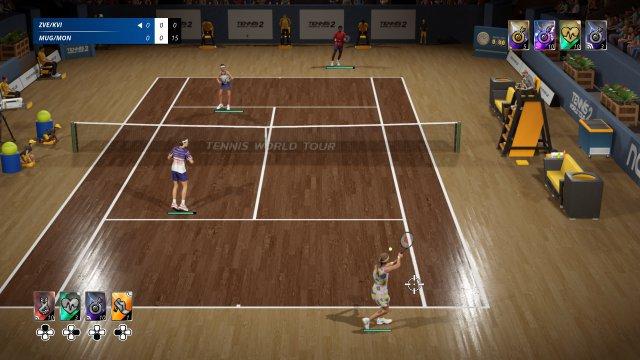 Screenshot - Tennis World Tour 2 (PS4) 92625837