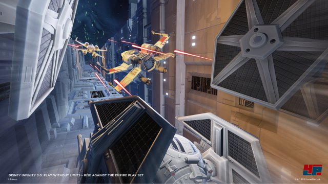 Screenshot - Disney Infinity 3.0: Play Without Limits (360) 92506075