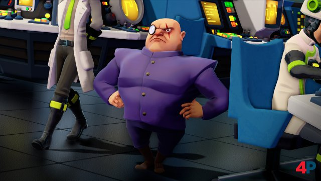 Screenshot - Evil Genius 2: World Domination (PC)