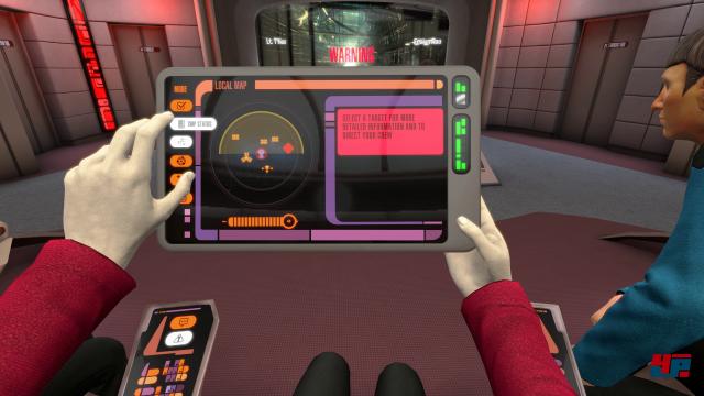 Screenshot - Star Trek: Bridge Crew - The Next Generation (PC)