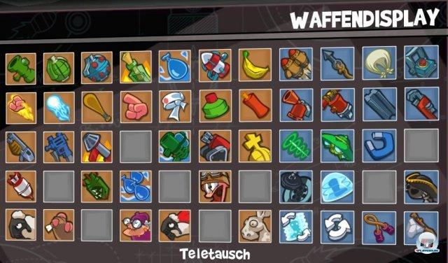 Screenshot - Worms Revolution (360) 92411857