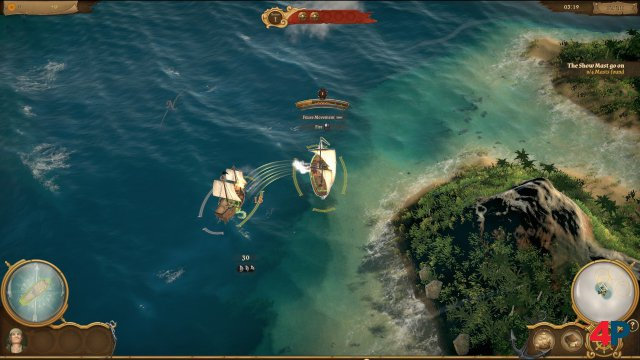 Screenshot - Of Ships & Scoundrels (PC) 92600780