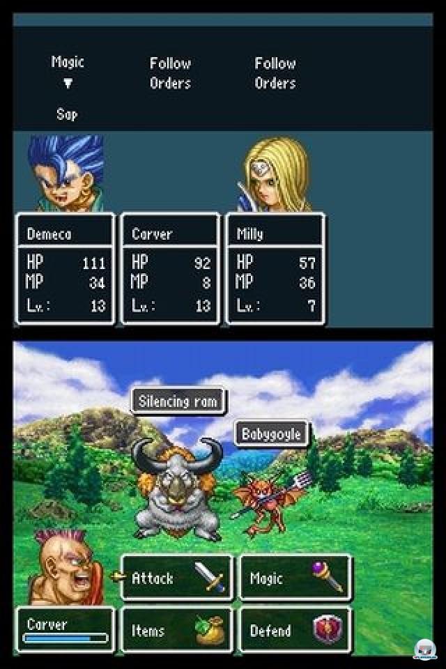 Screenshot - Dragon Quest VI: Wandler zwischen den Welten (NDS) 2216829