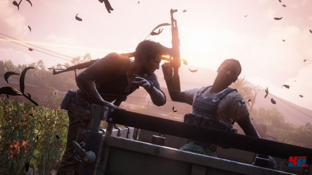 Screenshot - Uncharted 4: A Thief's End (PlayStation4) 92507784