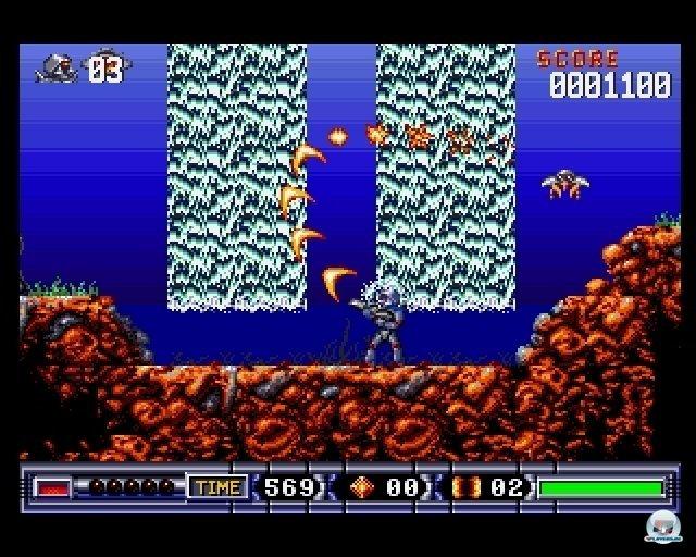Screenshot - Turrican II (PC) 2300997