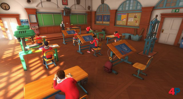 Screenshot - The Academy: The First Riddle (PC)