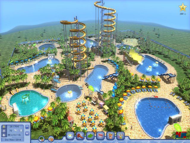 Screenshot - Water Park Tycoon (PC)