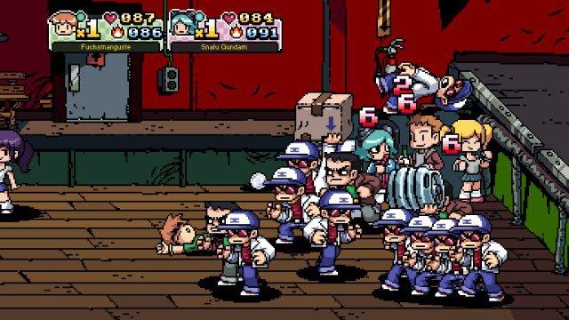 Screenshot - Scott Pilgrim vs. the World: Das Spiel (PS4) 92632628