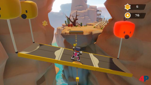 Ziemlich simpel: Solospieler fühlen sich von solchen Balance-Aufgaben unterfordert.